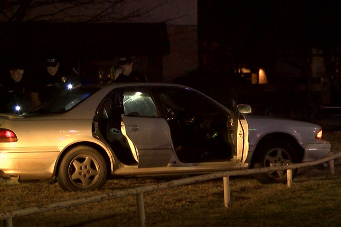 Police Chase a Stolen Car Overnight in Wichita Falls_6564958048614895311