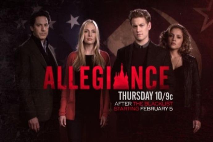 Spy thriller _Allegiance_ debuts tonight on NBC._9197797082453132024