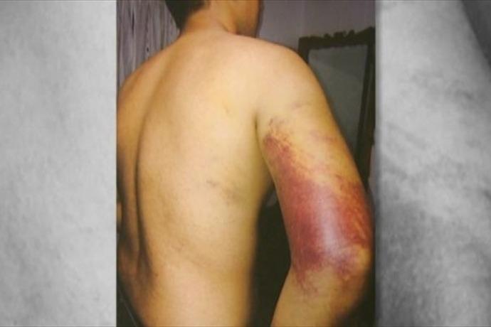 Beaten for cursing_-9189259780647269245