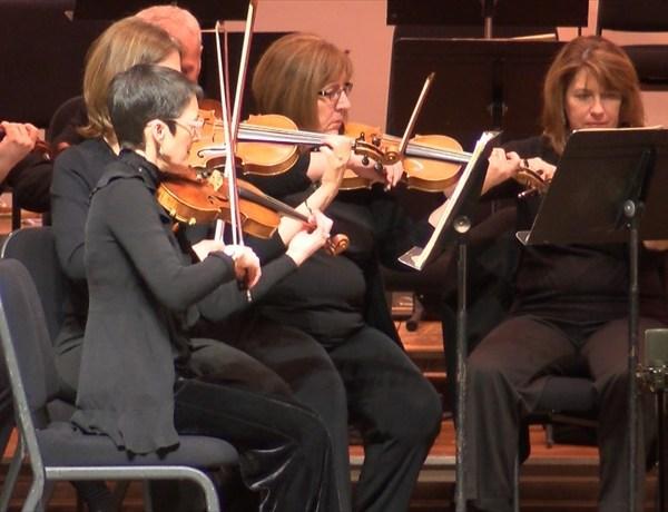 Wichita Falls Symphony Orchestra concert_-9107344725709600053