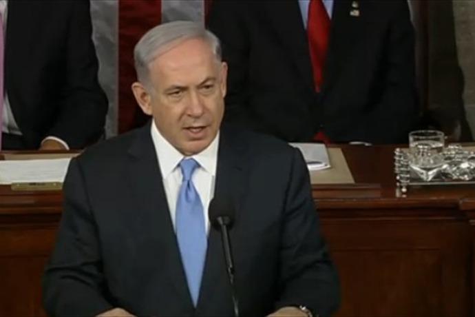 Israeli Prime Minister Benjamin Netanyahu _6070790863379909613
