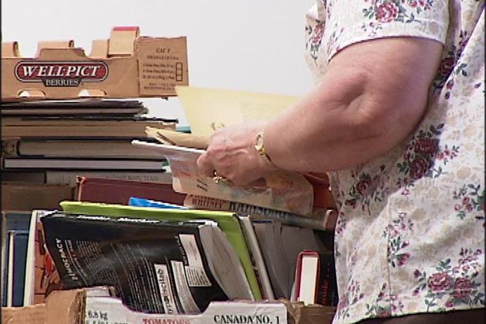 Wichita Adult Literacy Council Ready For Book Fair_-3106900411910437465