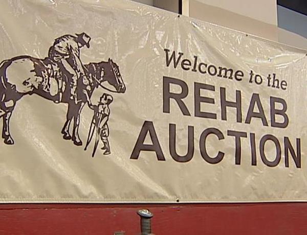 North Texas Rehab Center's 40th Anniversary Auction Series_-1657635308632653345