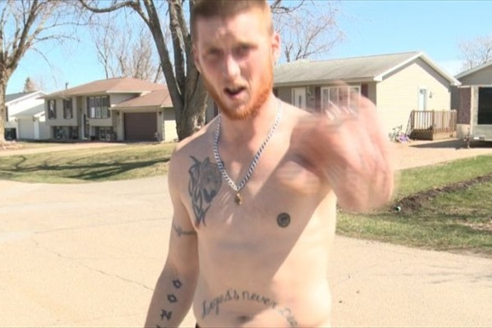 Man attacks TV crew_-884413790635078619