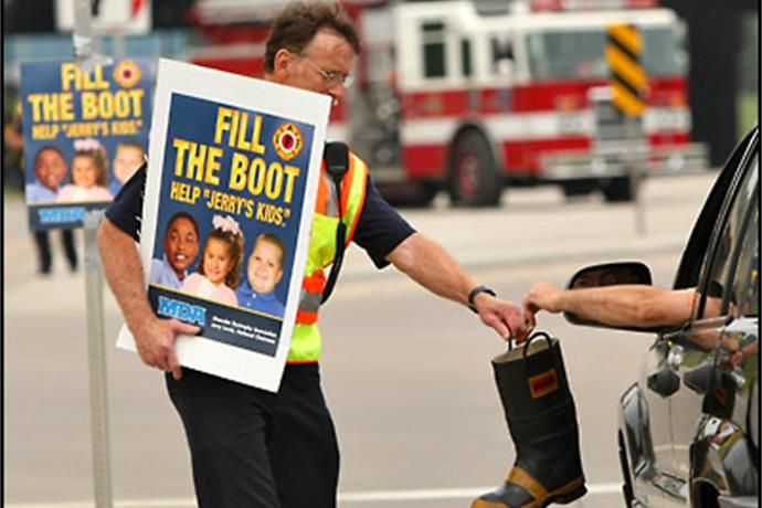 Driver Fill the Boot for Firefighters_-2996595613254008827