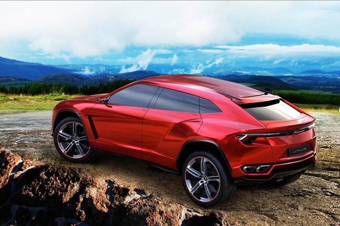 Lamborghini SUV _-1885008322934648860