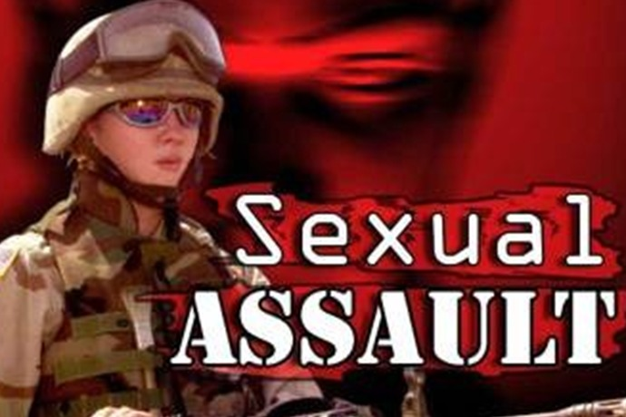 Sexual Assault in Military_1662410067571655630