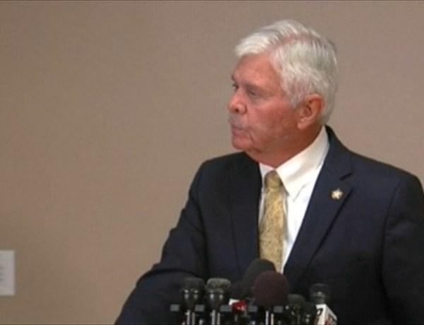 Tulsa Sheriff Won't Resign_-6268679697803819766