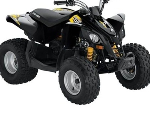 Bombardier Recreational Products (BRP) Can-Am Mini DS ATVs_-3686685305535770843