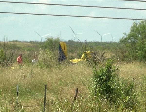 Crop Duster Crash in Archer County_-2899516689274810755