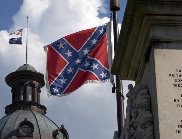 Anti-Confederate Flag Protesters Rally Outside South Carolina Capitol_552009613455871561