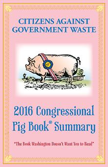 CAGW PigBook 2016 Cover