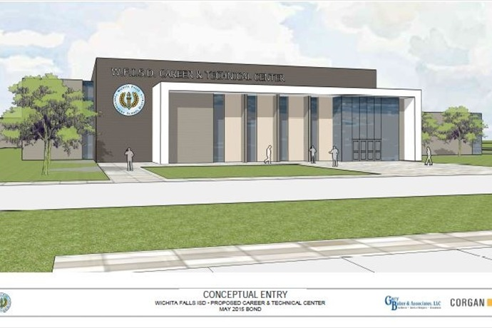 WFISD Career & Technical Training Center Renderings, CTE Center_-1383805991253621010