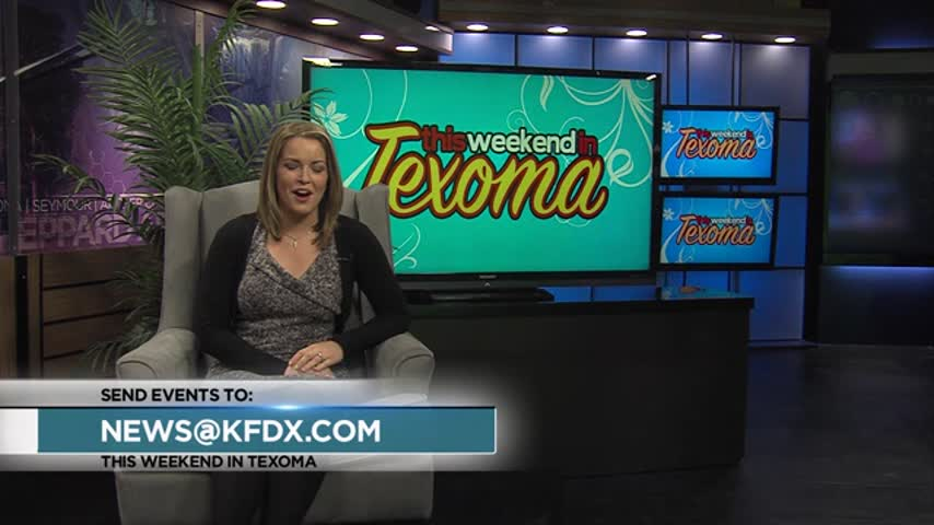 This Weekend in Texoma Jan 12-16