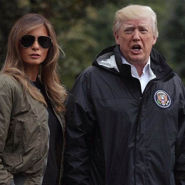 Donald and Melania Trump leave for Texas-159532.jpg97957455
