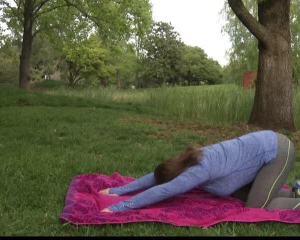 Health Cast- Depression Yoga Treatment_70175144