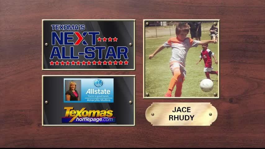Texoma's Next All-Star: Jace Rhudy - October 23, 2017