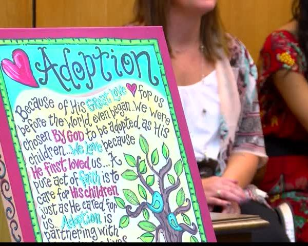 Adoption Day: Wichita County families made whole