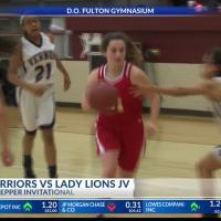 Girl's High School Basketball: Christ Academy vs Vernon JV -