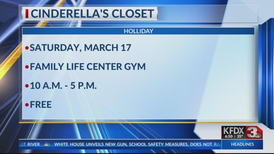Cinderella S Closet Second Annual Prom Event