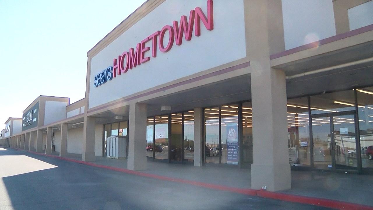 Sears Lawton Ok >> Sears Hometown Coming To Wichita Falls