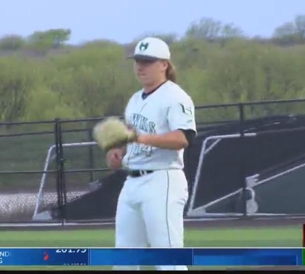 High School Baseball: Burkburnett at Iowa Park - April 20, 2018