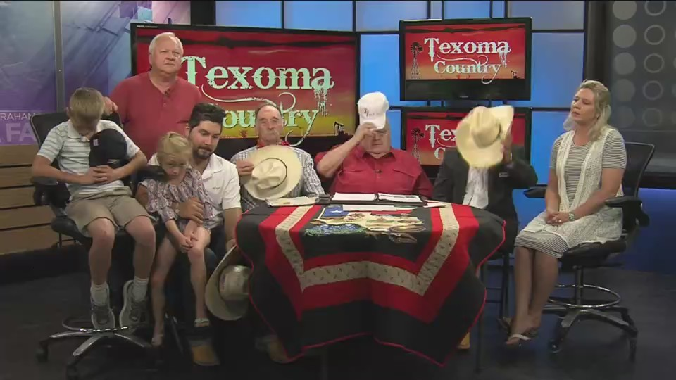 Texoma Country Morning 7/5/18 4