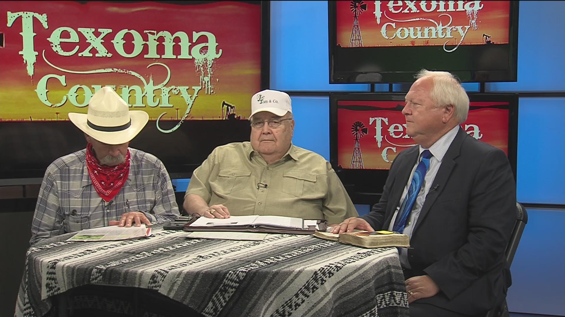 Texoma Country Morning 8/15/18 4