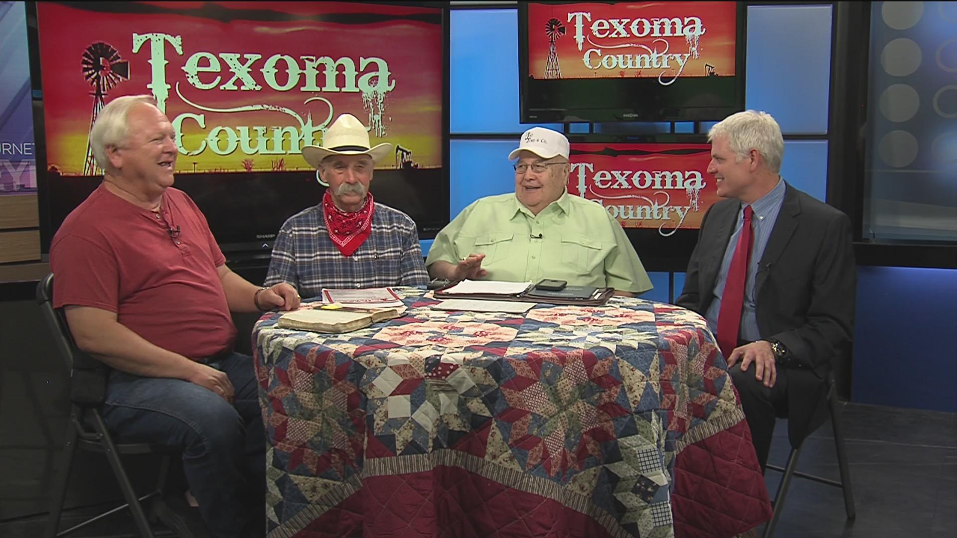 Texoma Country Morning 8/17/18 4
