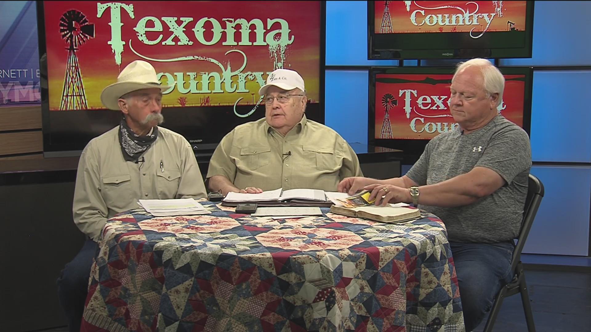 Texoma Country Morning 8/22/18 4