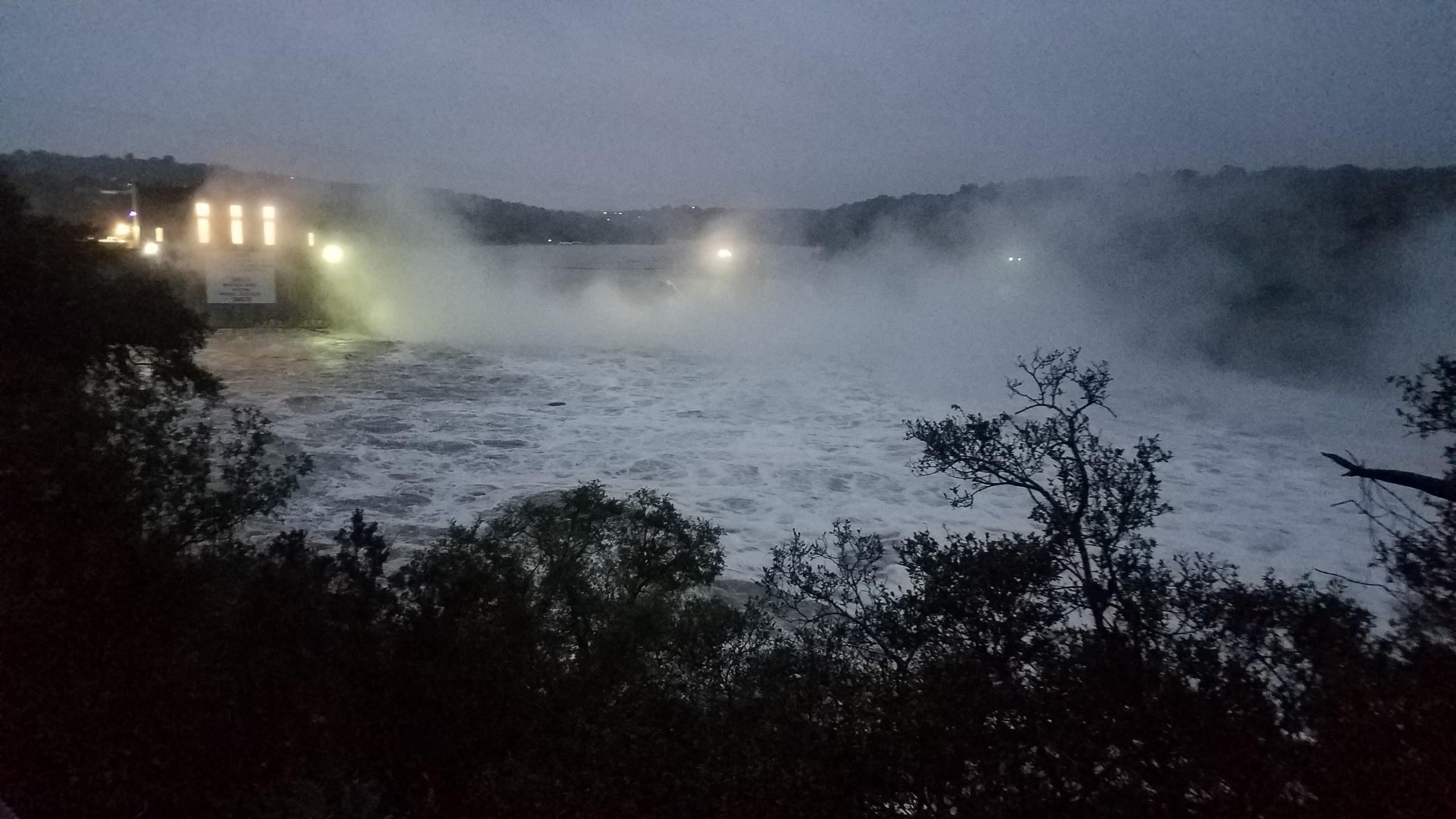 Starcke Dam 2