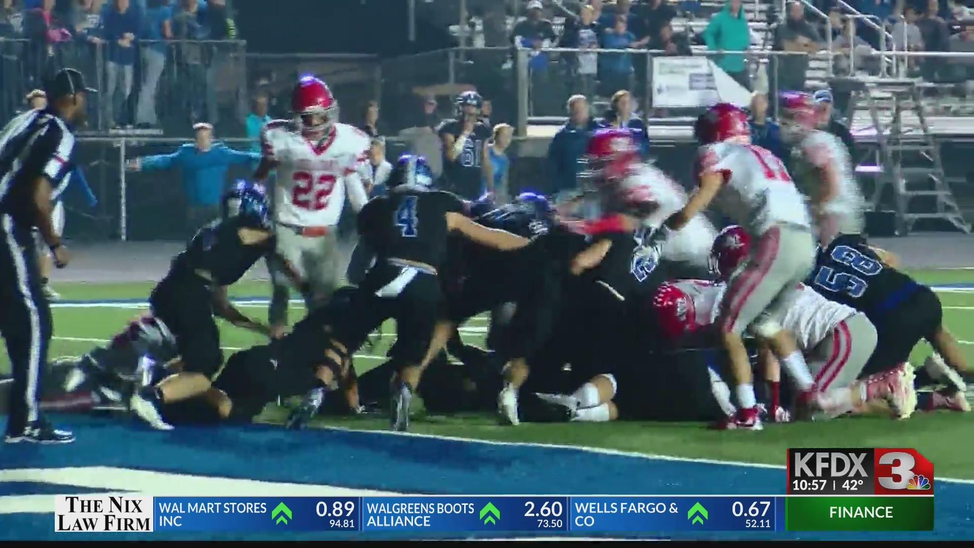 High School Football: Holliday at Gunter - October 14, 2018