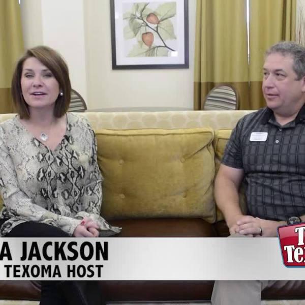 Advanced Rehab - Talking Texoma - 11-30-18