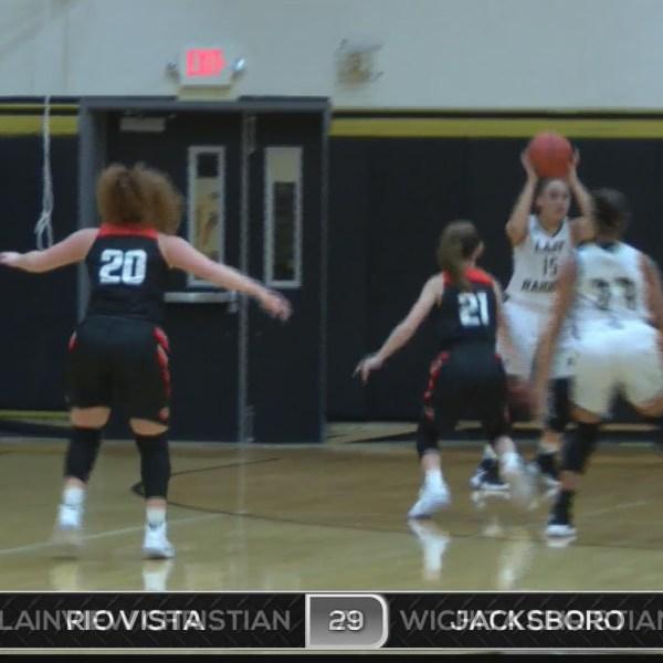 High School Girls Basketball: Burkburnett at Rider