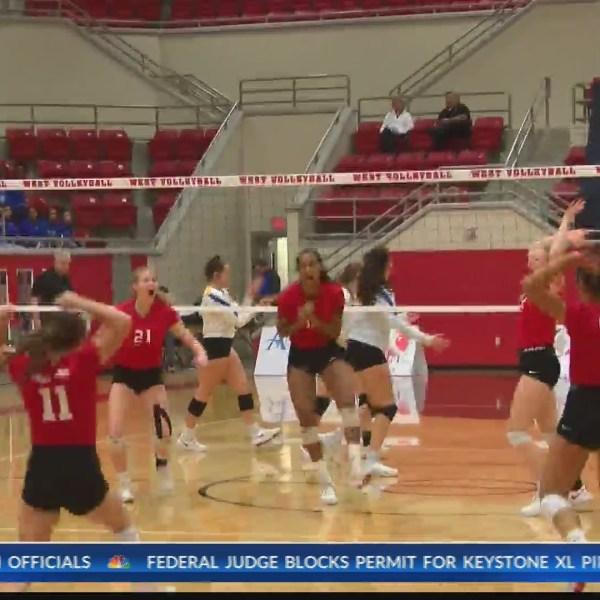 High School Volleyball: Christ Academy vs Faith Academy - November 9, 2018