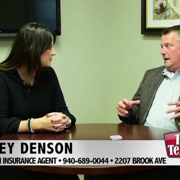 Tracey Denson - Talking Texoma - 11-16-18