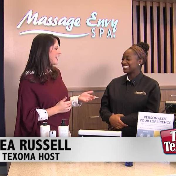 Massage Envy - Talking Texoma - 01-11-19
