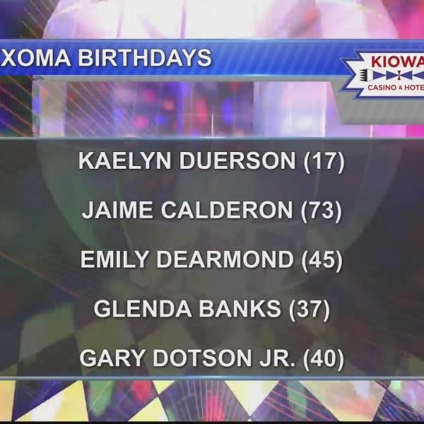 Birthdays & Anniversaries 2/19/19