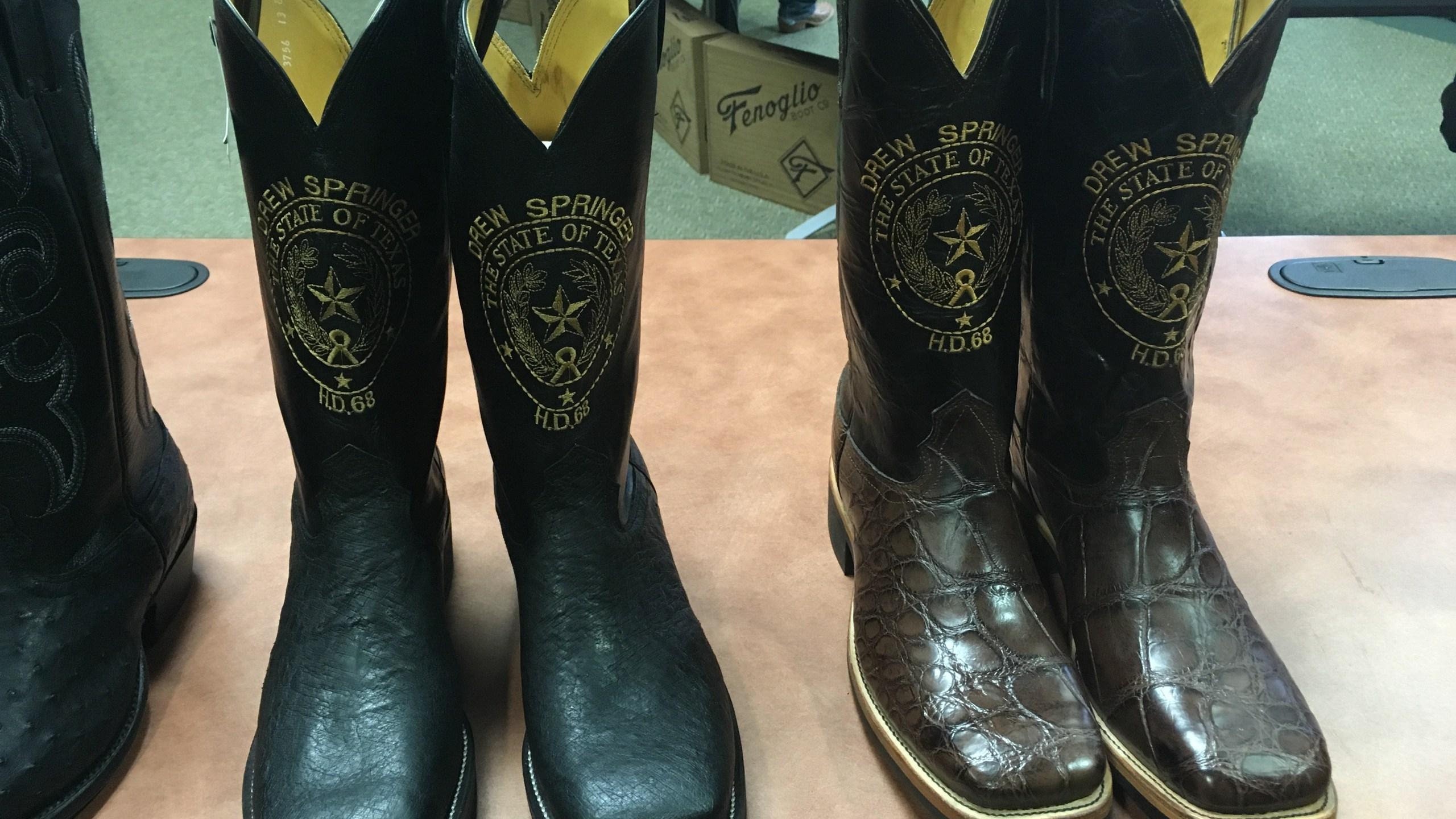 The Fenoglio Boot Co.