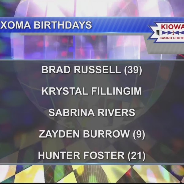 Birthdays & Anniversaries 3/11/19
