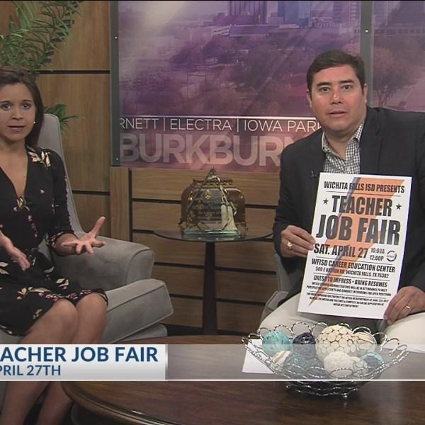 WFISD to host teacher job fair April 27