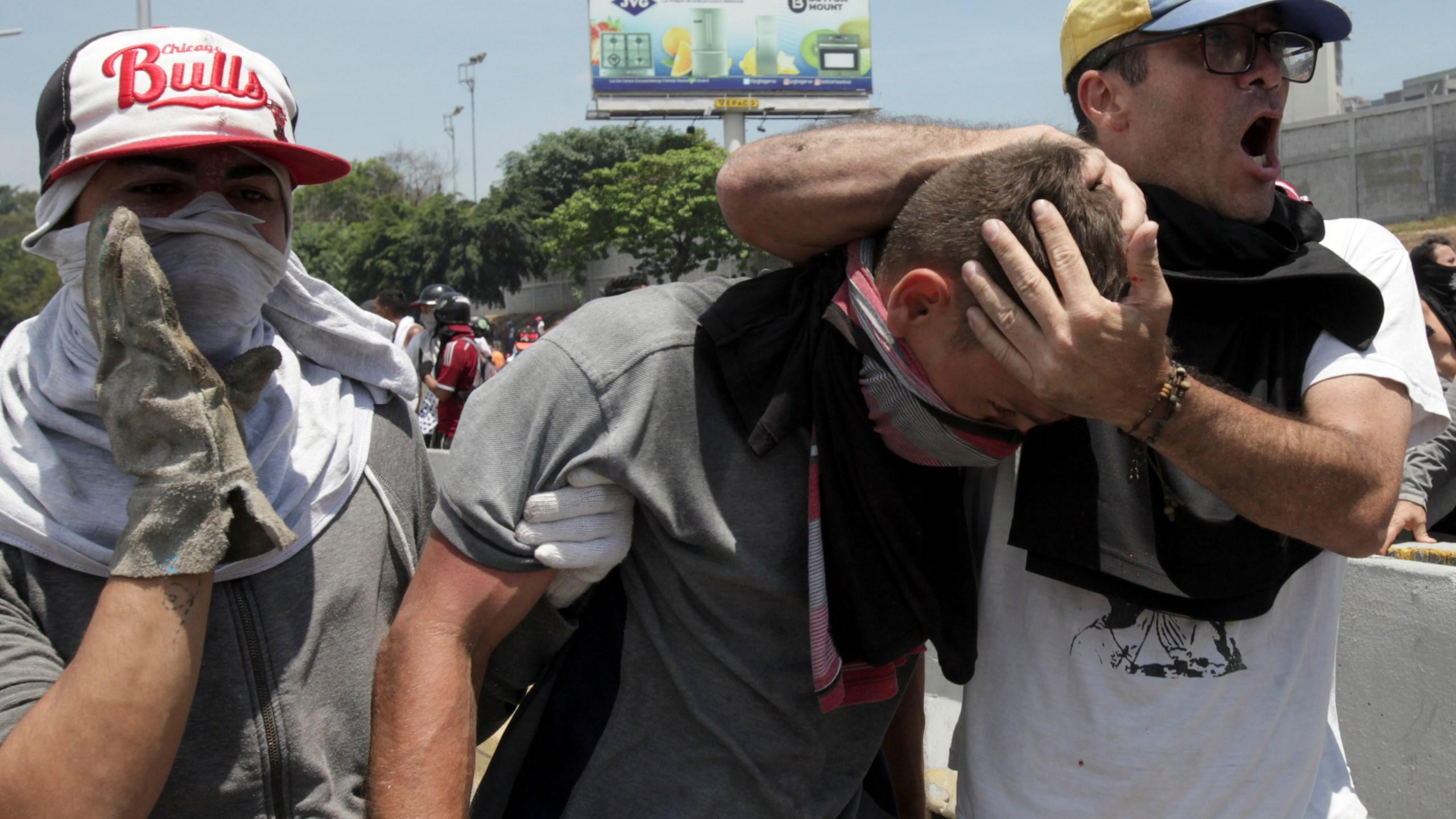 Venezuela Political Crisis_1556688031055