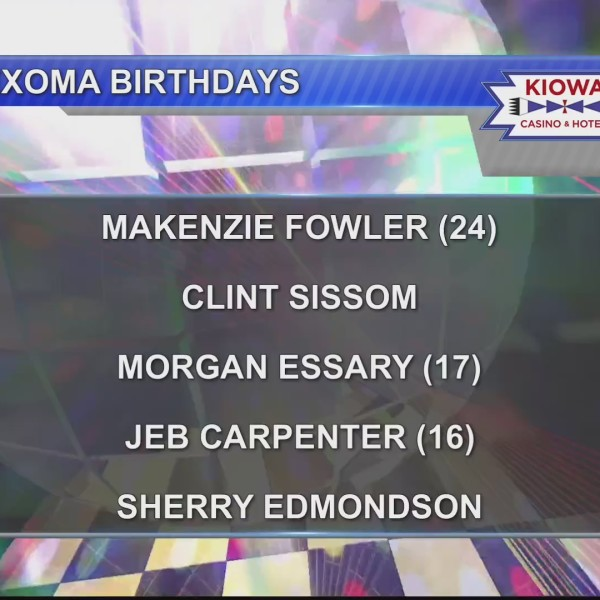 Birthdays & Anniversaries 6/11/19