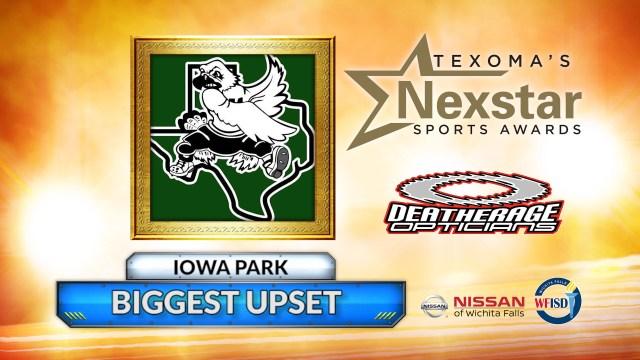 2019 Texoma's Nexstar Sports Awards Biggest Upset of the Year