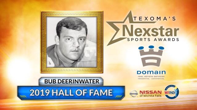 2019 Nexstar Sports Awards Hall of Fame Inductee - Bub Deerinwater