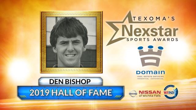 2019 Nexstar Sports Awards Hall of Fame Inductee - Den Bishop
