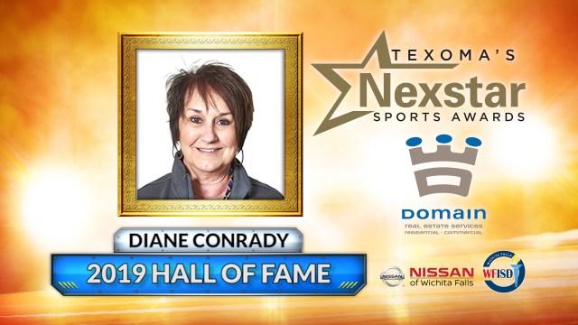 2019 Nexstar Sports Awards Hall of Fame Inductee - Diane Conrady
