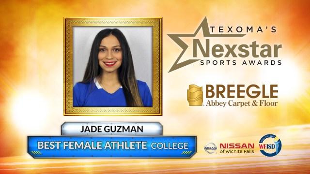 2019 Texoma's Nexstar Sports Awards Best Female College Athlete