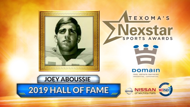 2019 Nexstar Sports Awards Hall of Fame Inductee - Joey Aboussie