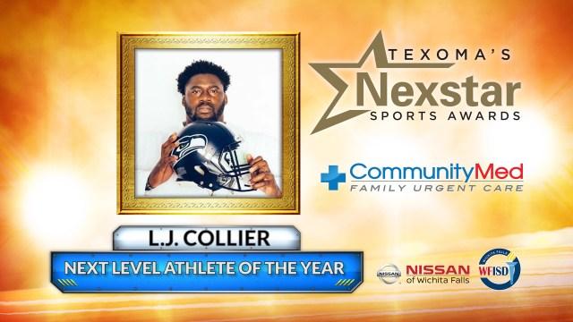 2019 Texoma's Nexstar Sports Awards Next Level Athlete of the Year